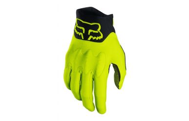 Fox Racing DEFEND D3O Handschuh Men Flow Yellow