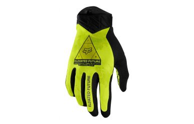 Fox Racing FLEXAIR ELEVATED Handschuh Men Day Glow Yellow