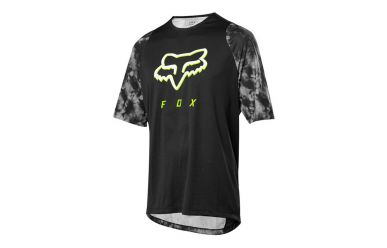 Fox Racing DEFEND SS Kurzarm ELEVATED Jersey Men Black