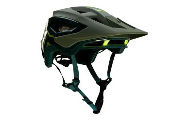 Fox Racing SPEEDFRAME PRO MTB Helm Pine