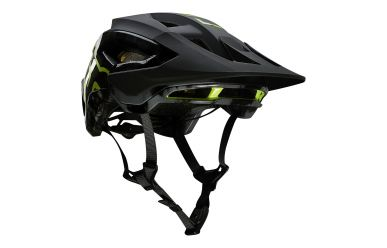 Fox Racing SPEEDFRAME PRO MTB Helm ELV Black