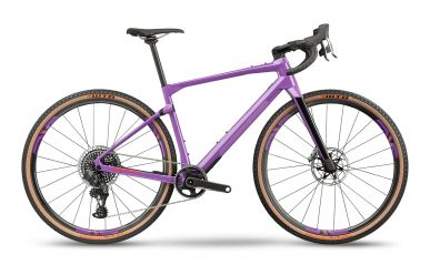 BMC UnReStricted 01 ONE Sram Red AXS HRD Eagle Ultra Violett