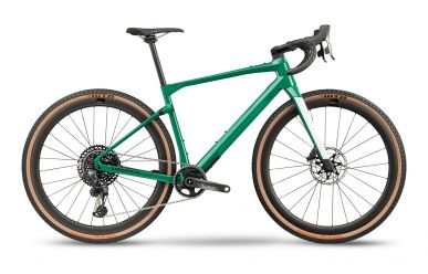 BMC UnReStricted 01 TWO Sram Force AXS HRD Eagle Persion Green
