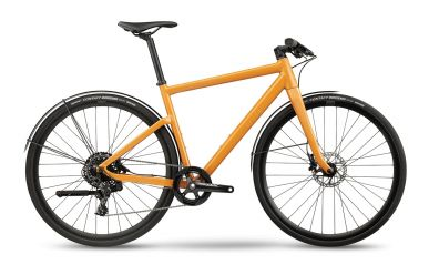 BMC Alpenchallenge 01 THREE Sram Apex 1 Ochre