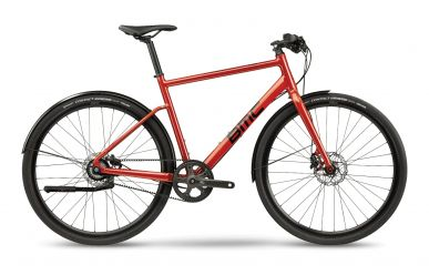 BMC Alpenchallenge ONE Shimano Nexus 8 Red Amber