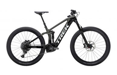 Trek Rail 9.7 Sram NX Lithium Grey Trek Black