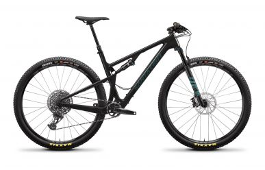 Santa Cruz Blur 3 C S Trail Sram GX Eagle Gloss Carbon