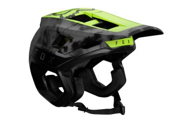Fox Racing DROPFRAME PRO MTB Helm ELV Day Glow Yellow