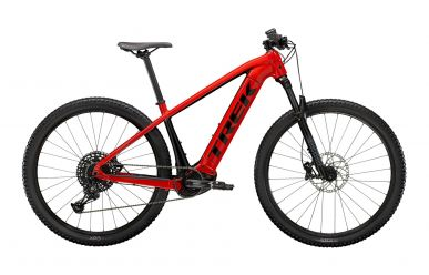 Trek Powerfly 5 Sram SX Eagle Radioactive Red Trek Black