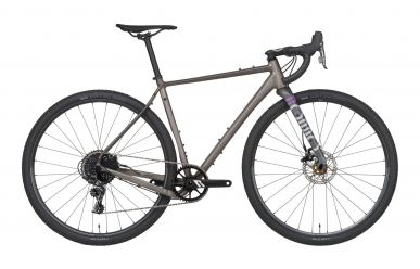 Rondo Ruut AL 1 Gravel Plus Sram Apex 1x11 Raw Grey