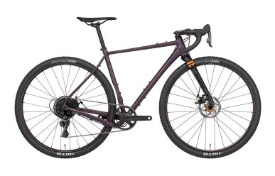 Rondo Ruut AL 2 Gravel Plus Sram Apex 1x11 Purple Black