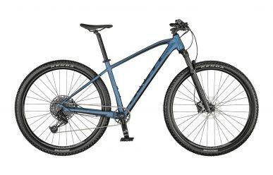 Scott Aspect 910 Juniper Blue Brushed Metall