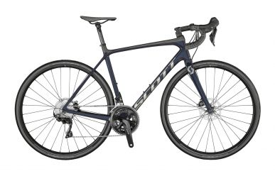 Scott Addict 20 Disc Stellar Blue Reflective