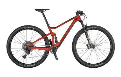 Scott Spark RC 900 Comp Red Black