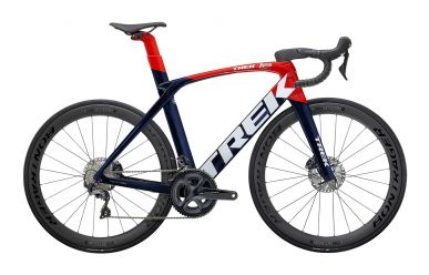 Trek Madone SLR 6 Disc Navy Carbon Smoke Viper Red