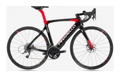 Pinarello Nytro Fazua Evation 55Nm Shimano Ultegra Di2 936 Carbon Red