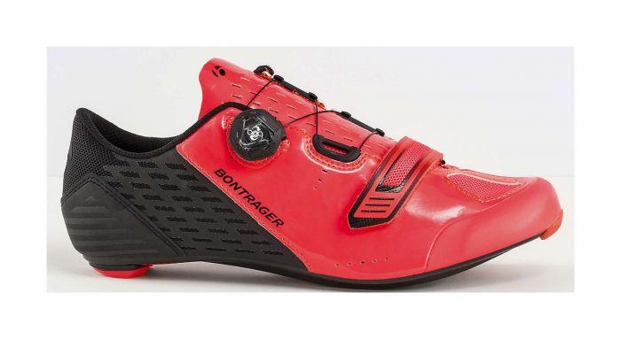 23c4fb63fbbb2d Bontrager Velocis Schuh Radioactive Pink Black EU 45 kaufen ...