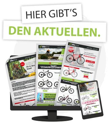 Klick für den aktuellen biketime-Newsletter