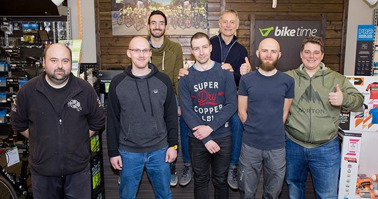 Jobs bei Biketime in Hannover