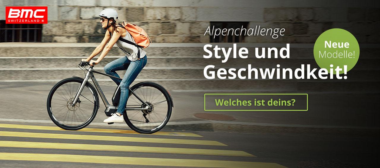Stylisch und schnell! Das Alpenchallenge von BMC – Welches ist deins?