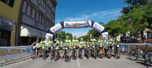 Rally di Romagna 2019 - Pasta, Eis und Radrennen fahren