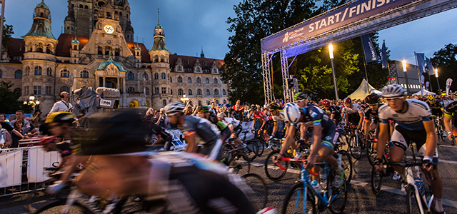 Deutschland Tour mit biketime aus Hannover