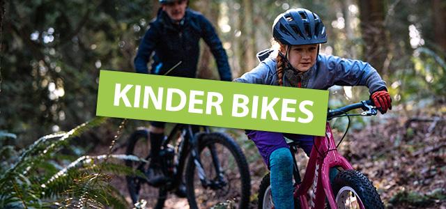 Das richtige Kinder Fahrrad finden